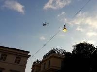 Aereo diretto a Castel Gandolfo