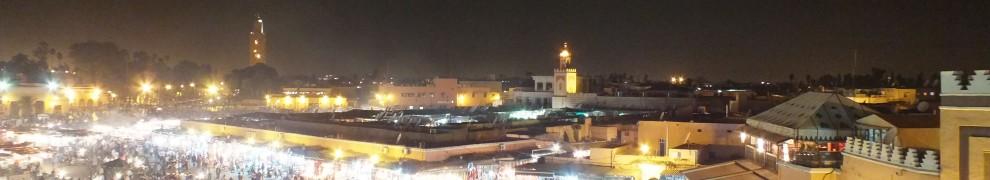 Piazza Jermaa-el-Fna