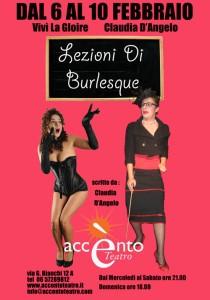 Locandina_Lezioni di Burlesque