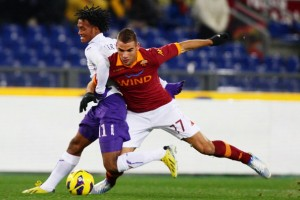 AS Roma vs ACF Fiorentina - Serie A