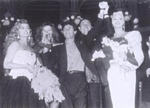 Luca Barbarossa vinse con Portami a ballare nel 1992