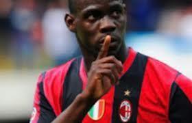 Mario Balotelli, attaccante Milan