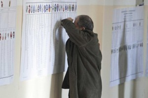 Elezioni Politiche 2013, Il voto a Roma