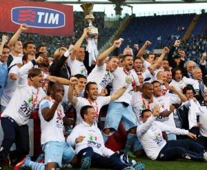 AS Roma v SS Lazio - TIM Cup Final